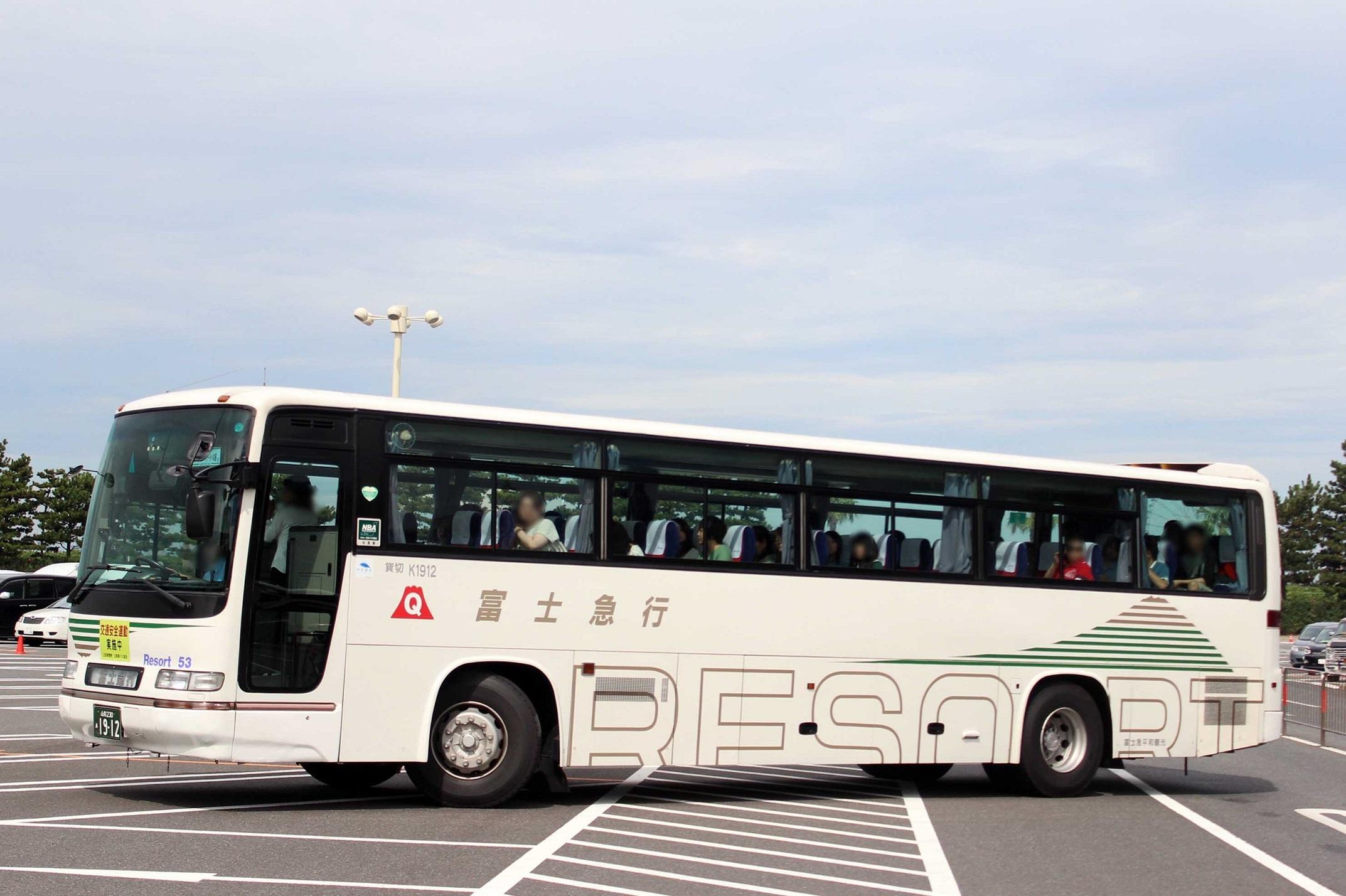 富士急平和観光 K1912