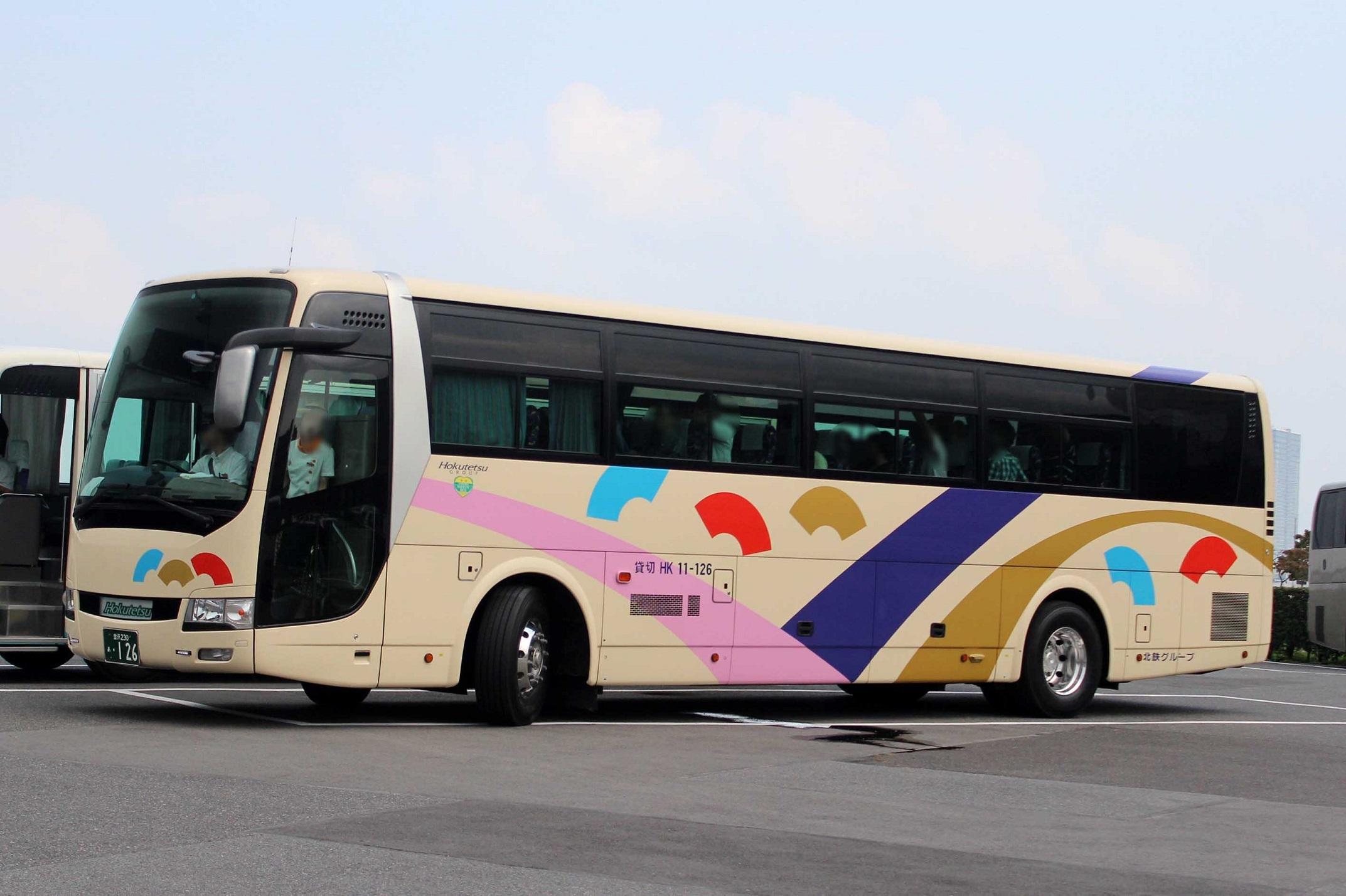 北鉄金沢バス 11-126