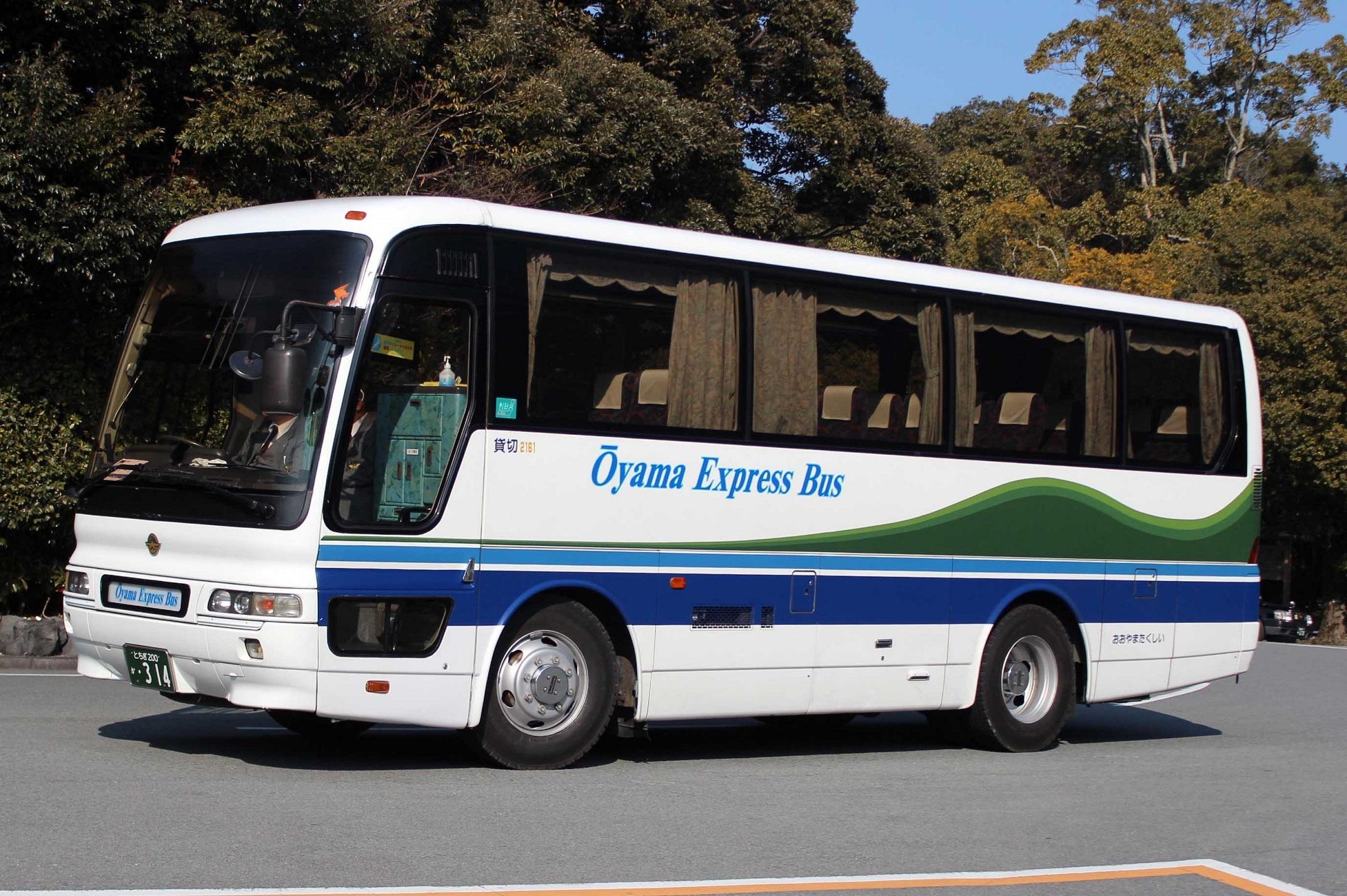 大山タクシー 2161