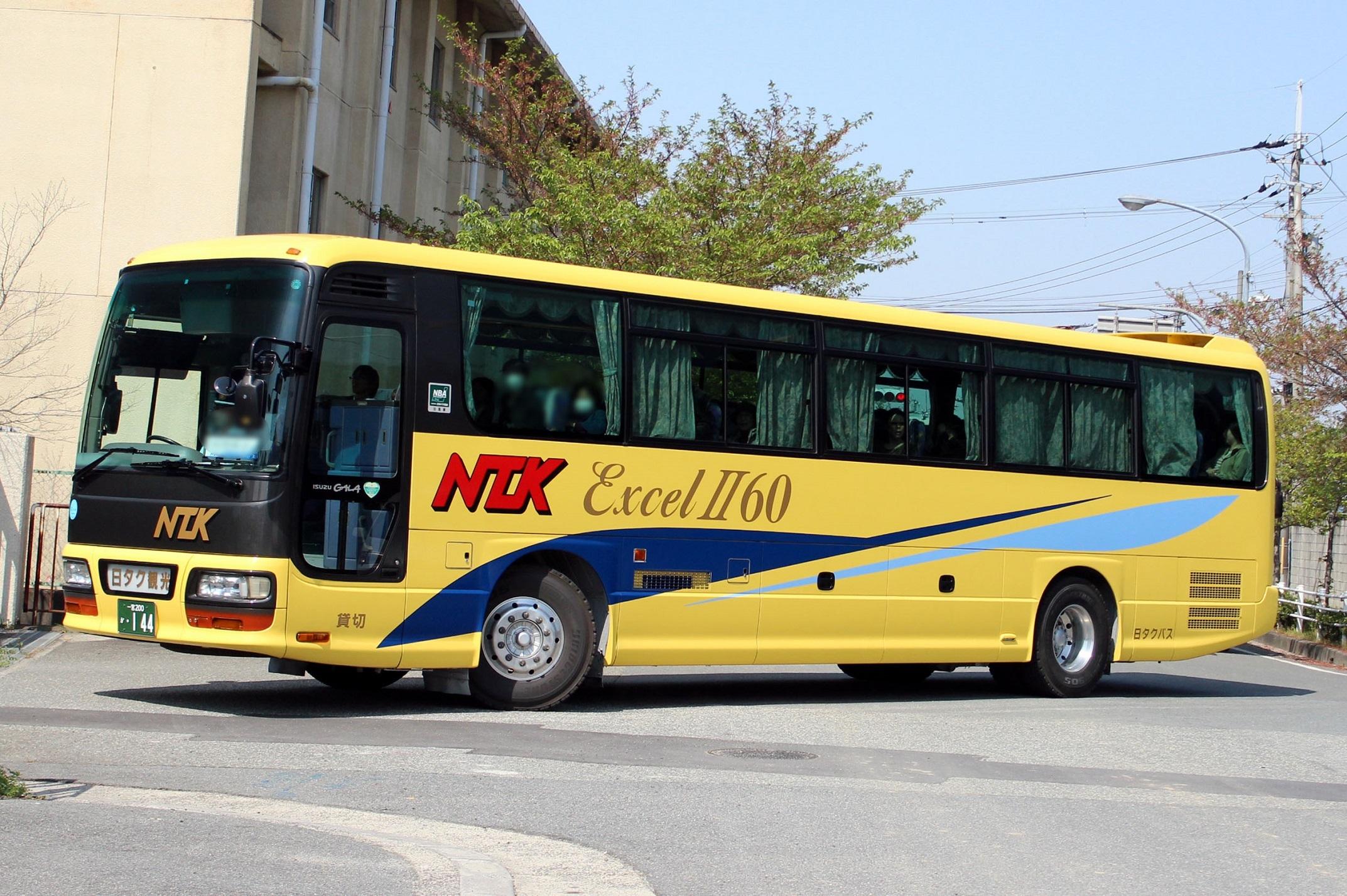 日タクバス か144