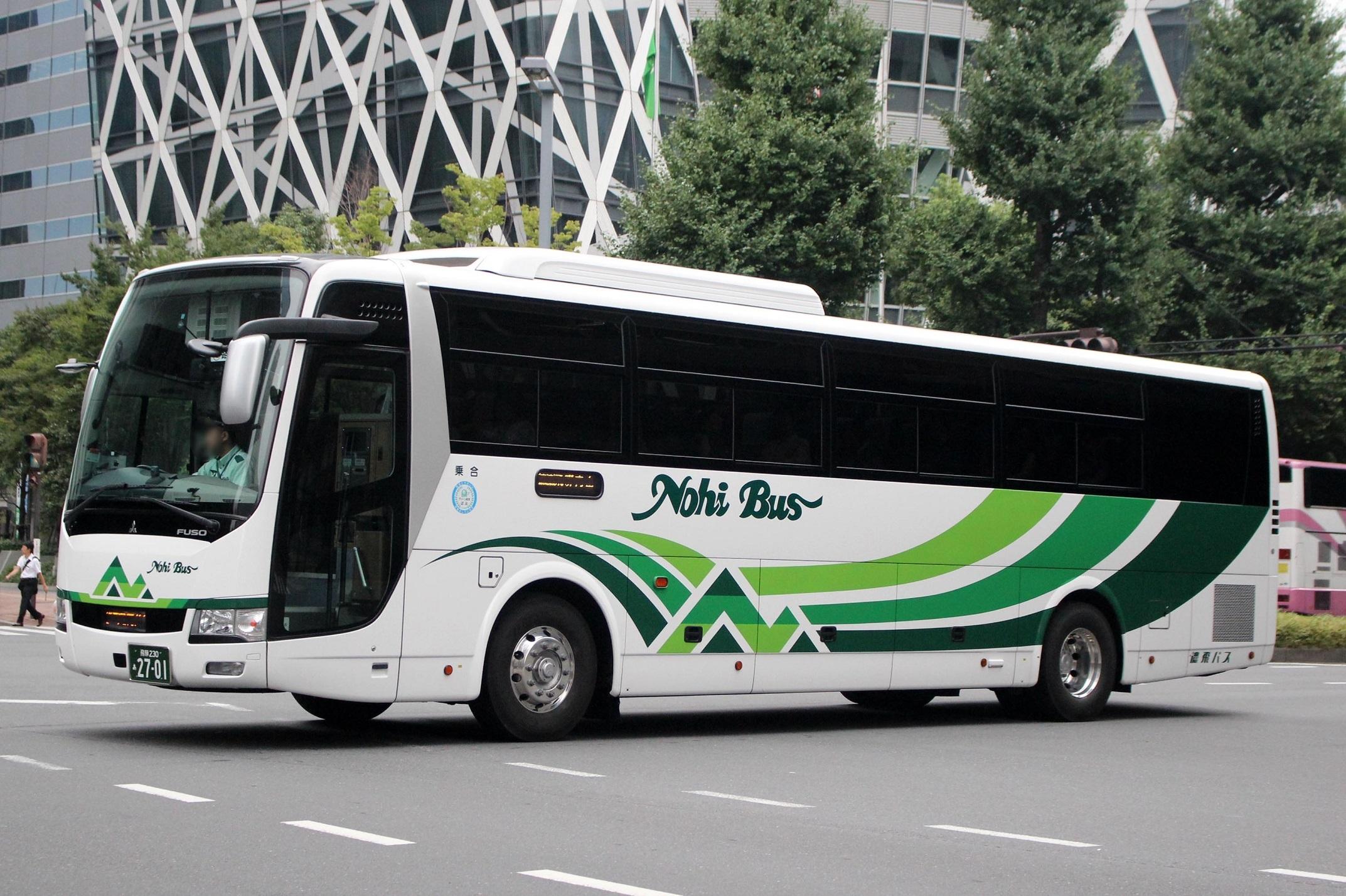 濃飛バス あ2701