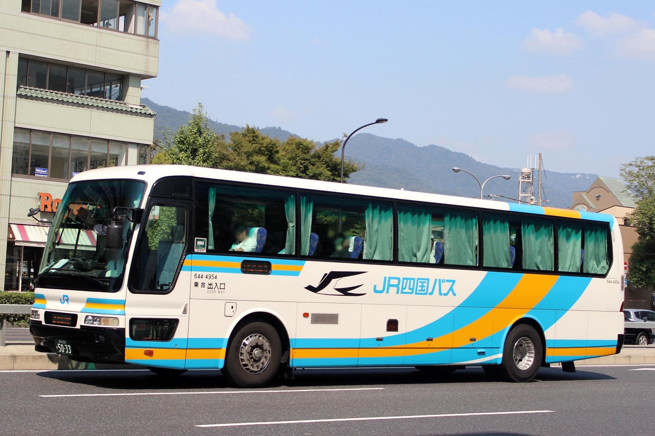 JR四国バス 644-4954