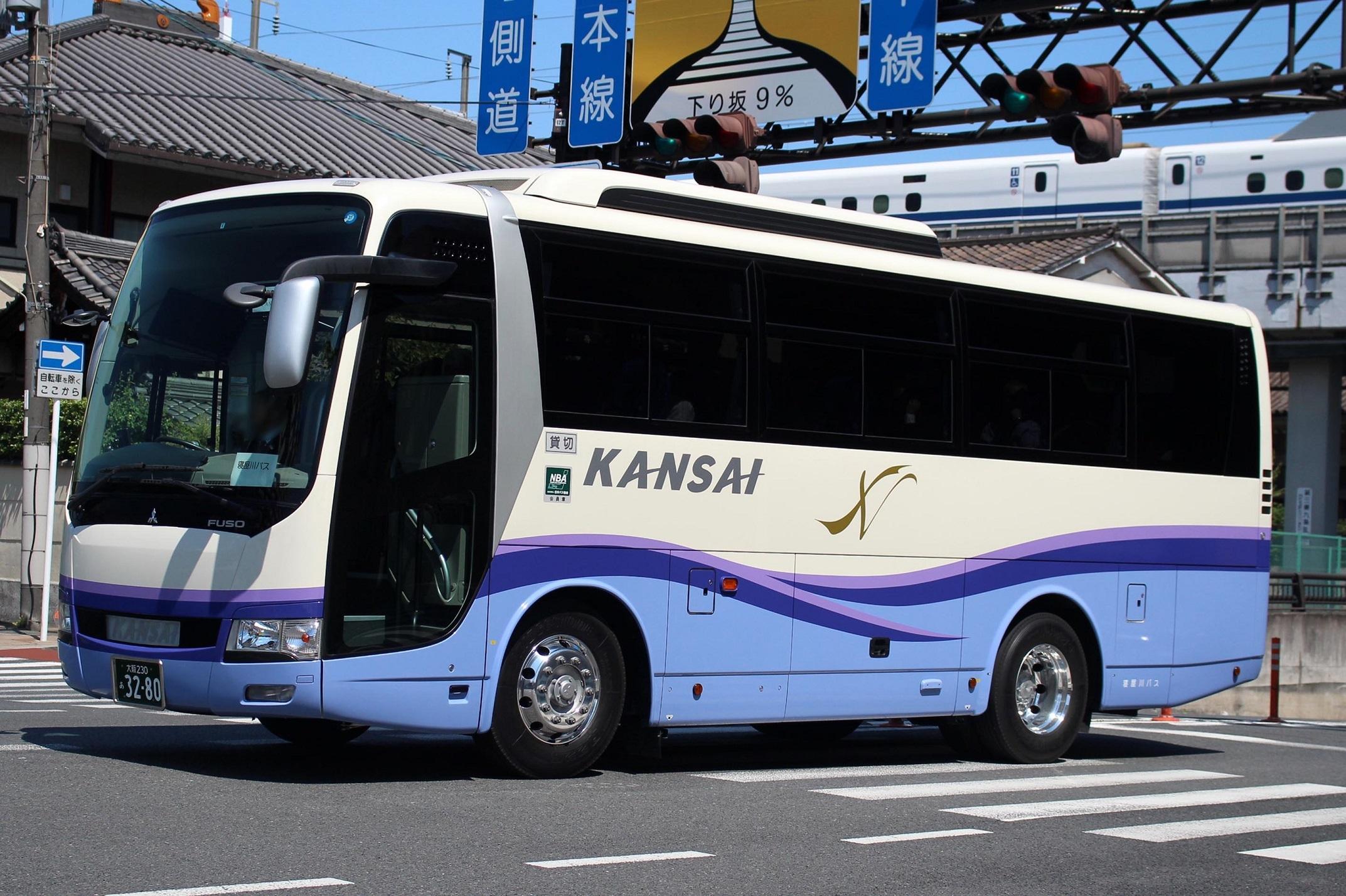 寝屋川バス あ3280
