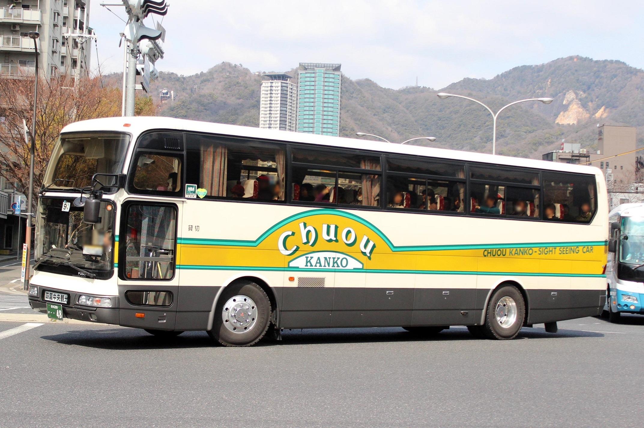 四国中央観光 か48