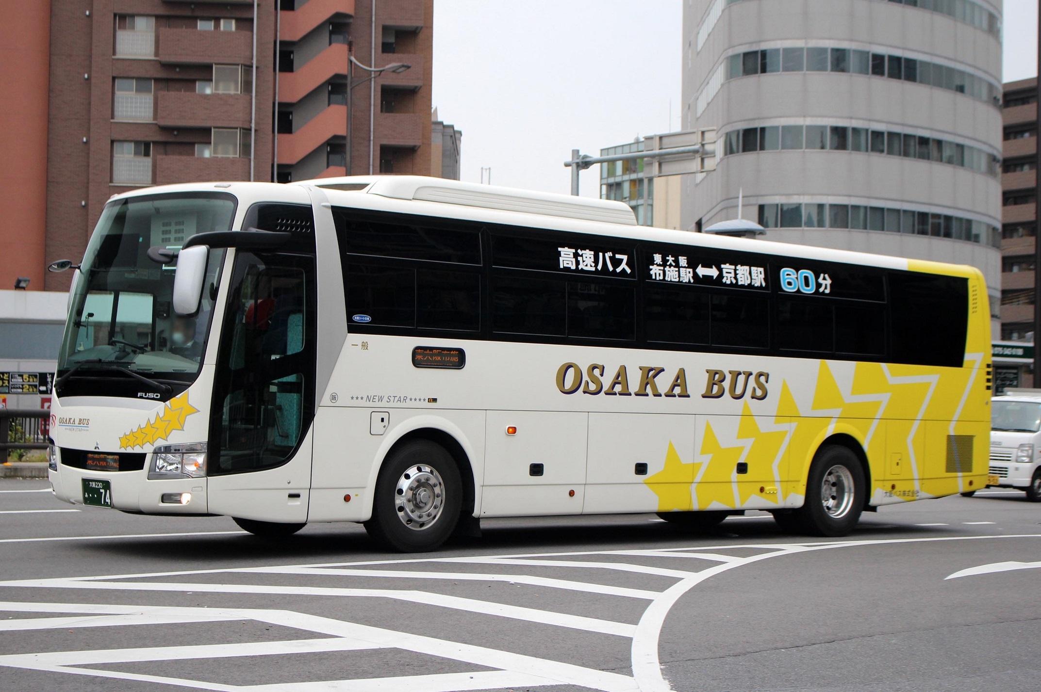大阪バス あ74