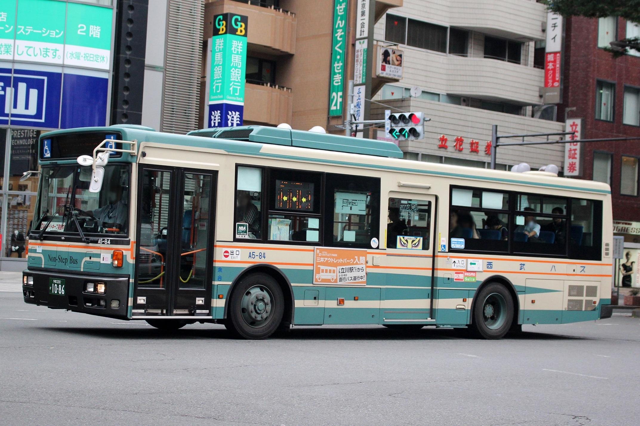 西武バス A5-84