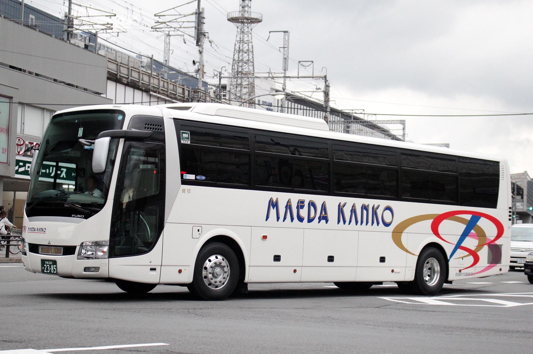 前田観光自動車 か2385