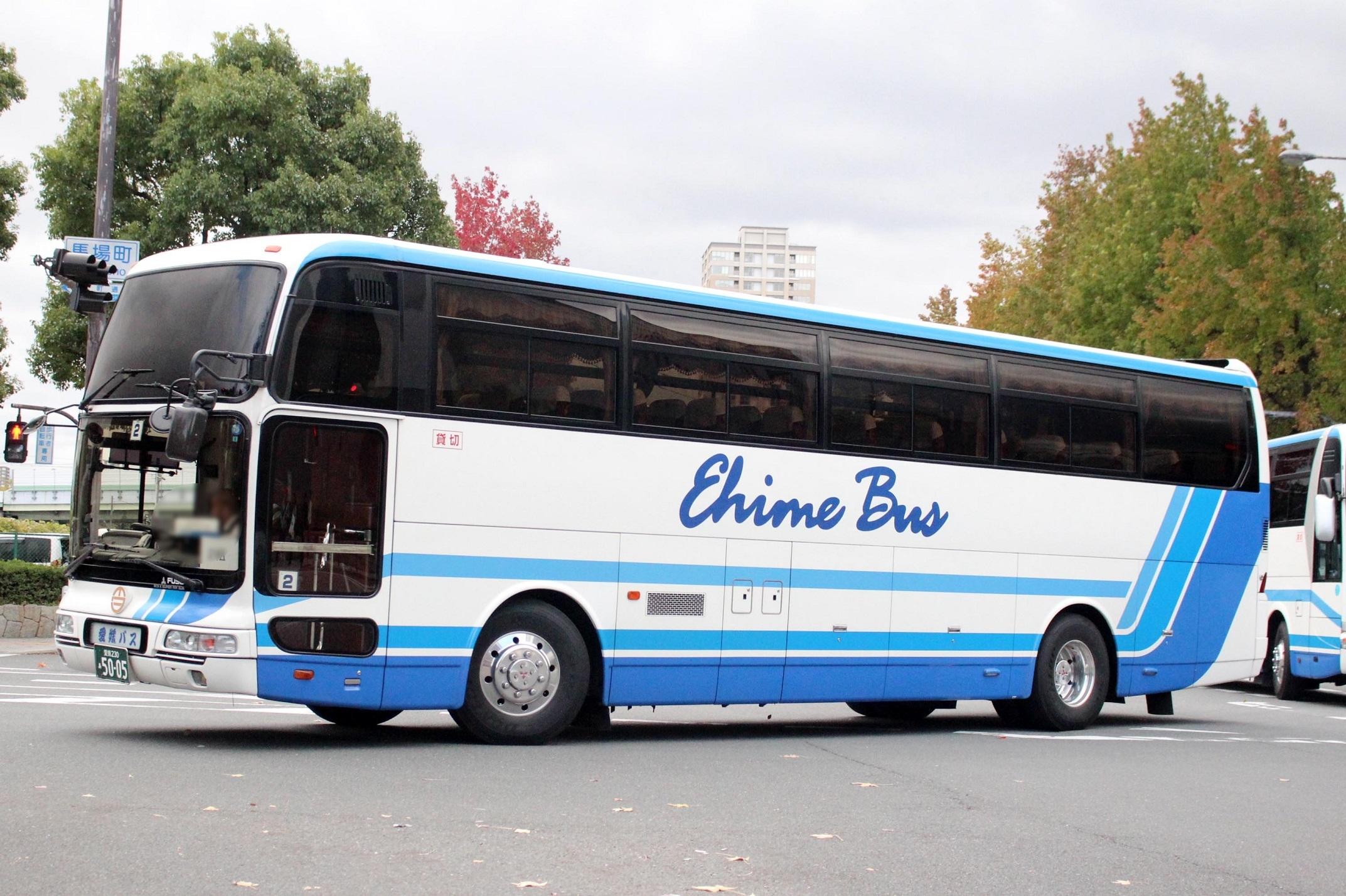 愛媛バス あ5005