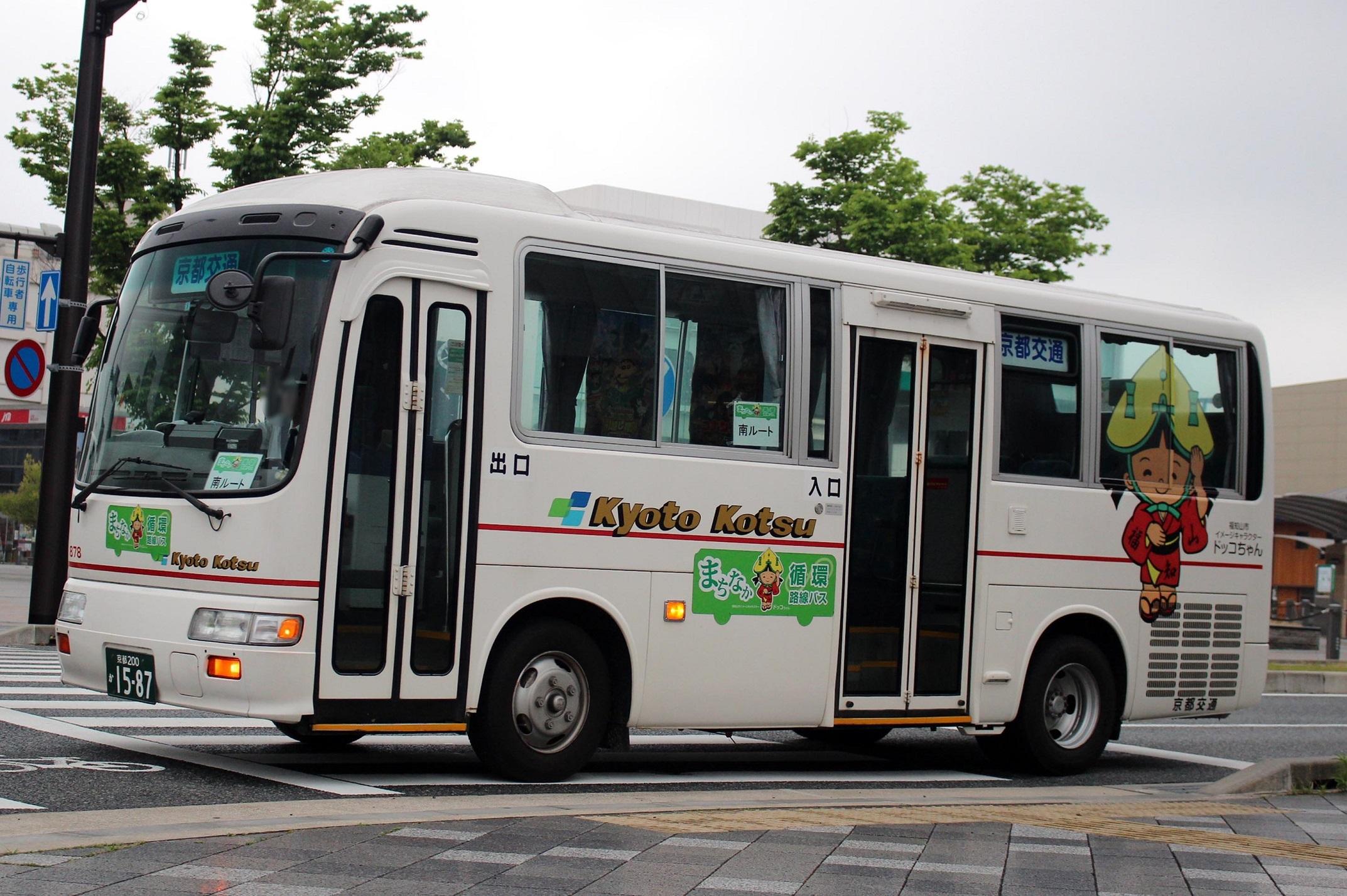 京都交通 878