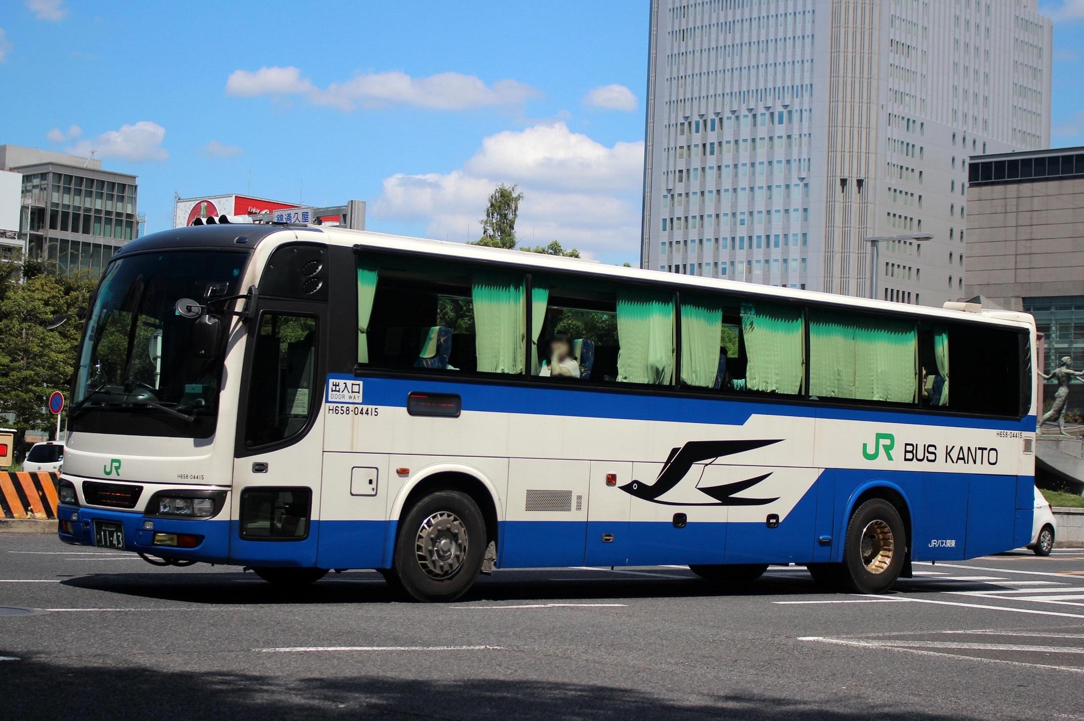 JRバス関東 H658-04415
