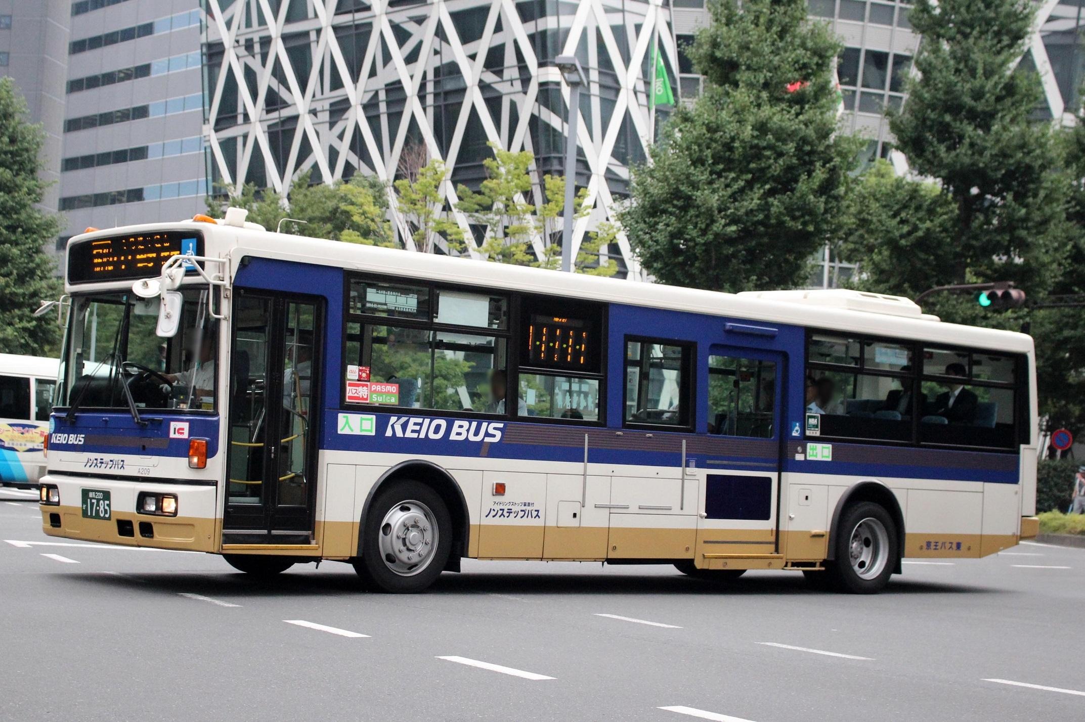 京王バス東 A40209