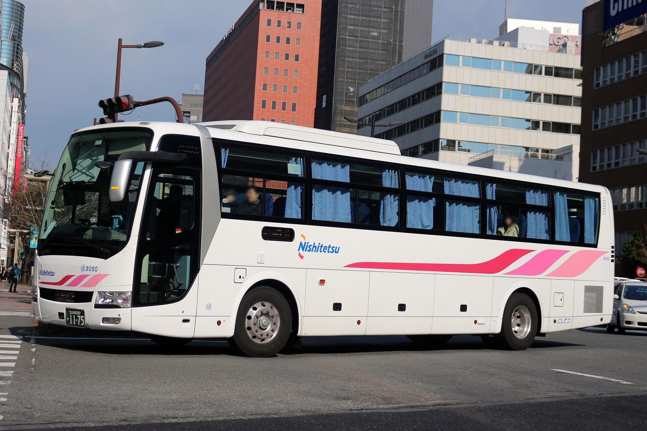 西日本鉄道 3050