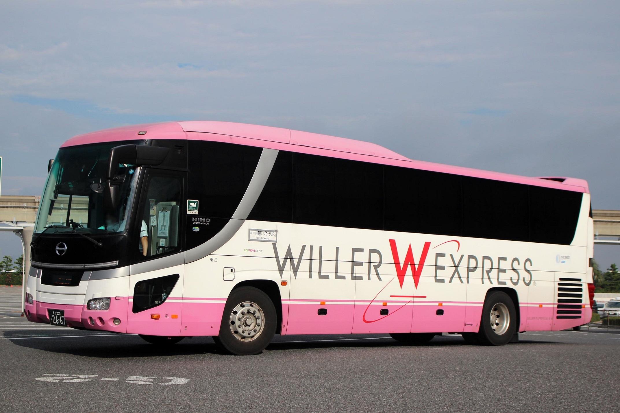 WILLER EXPRESS関東 か2667