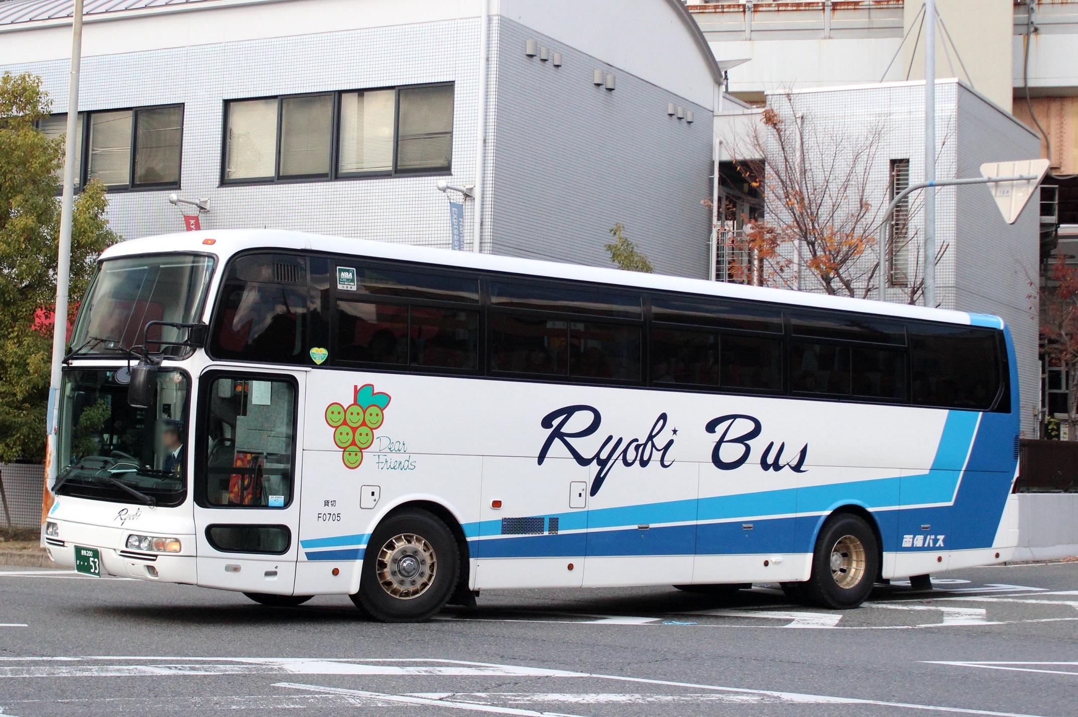 両備バス F0705