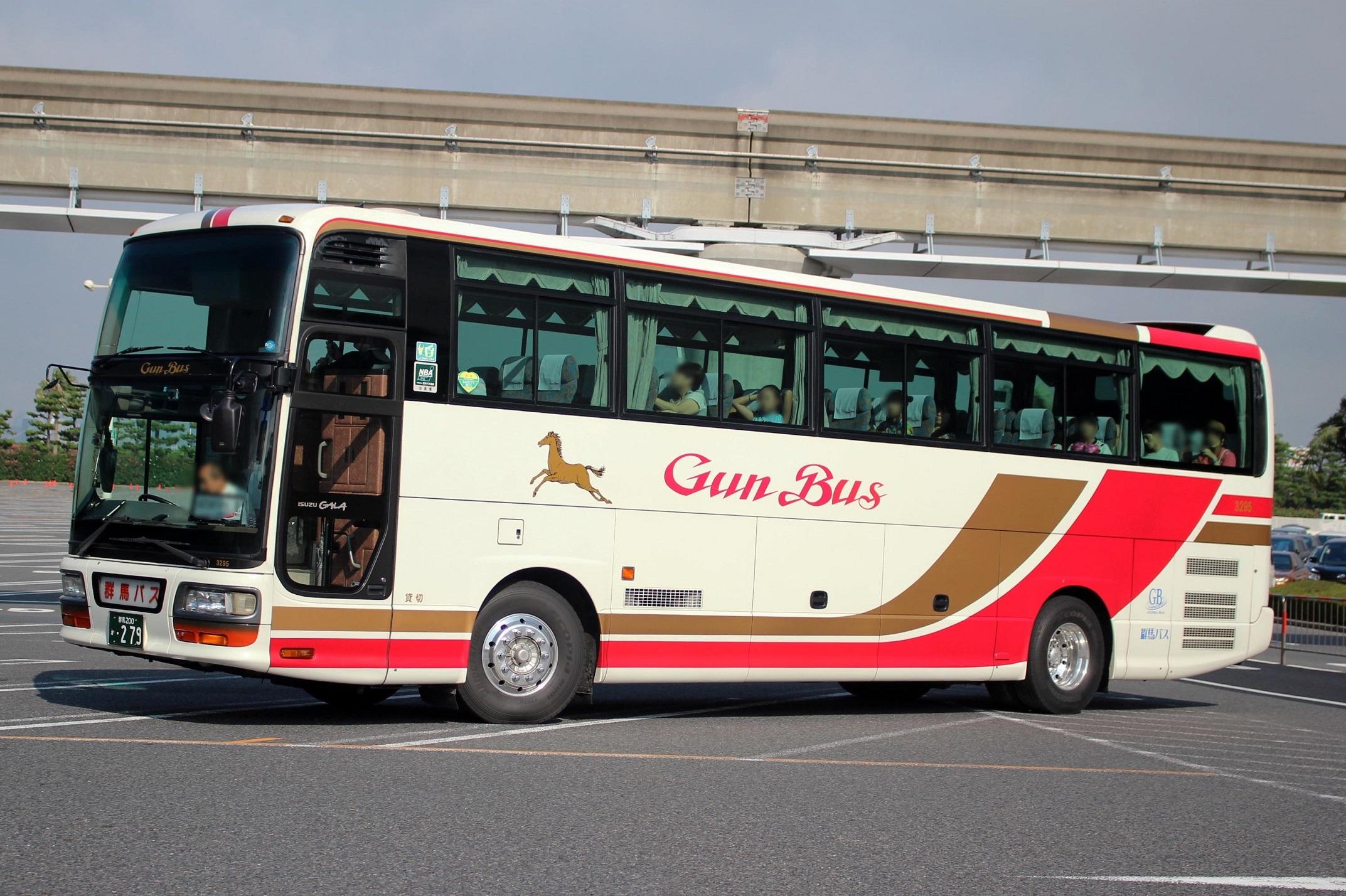 群馬バス 3295