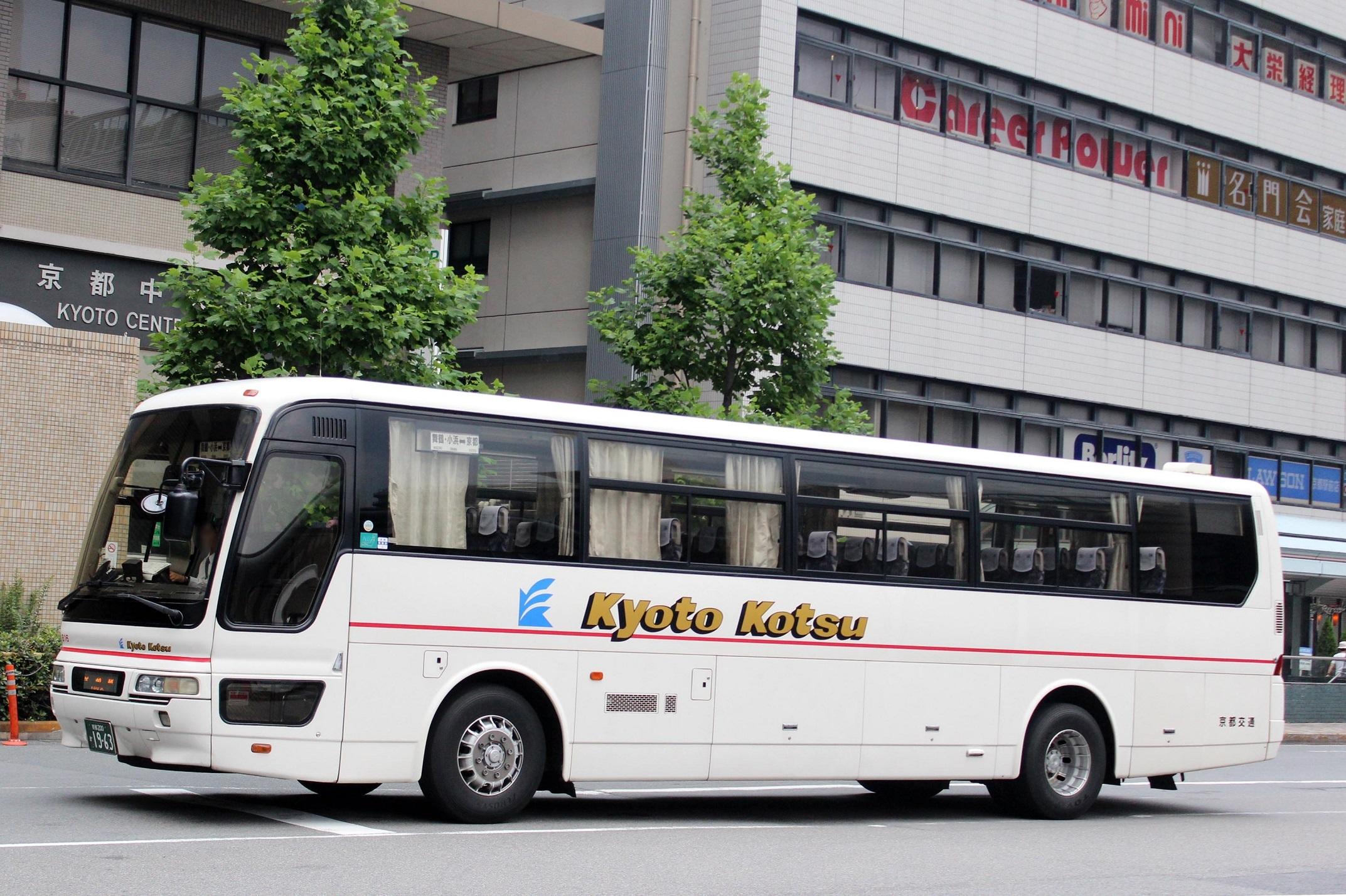 京都交通 816
