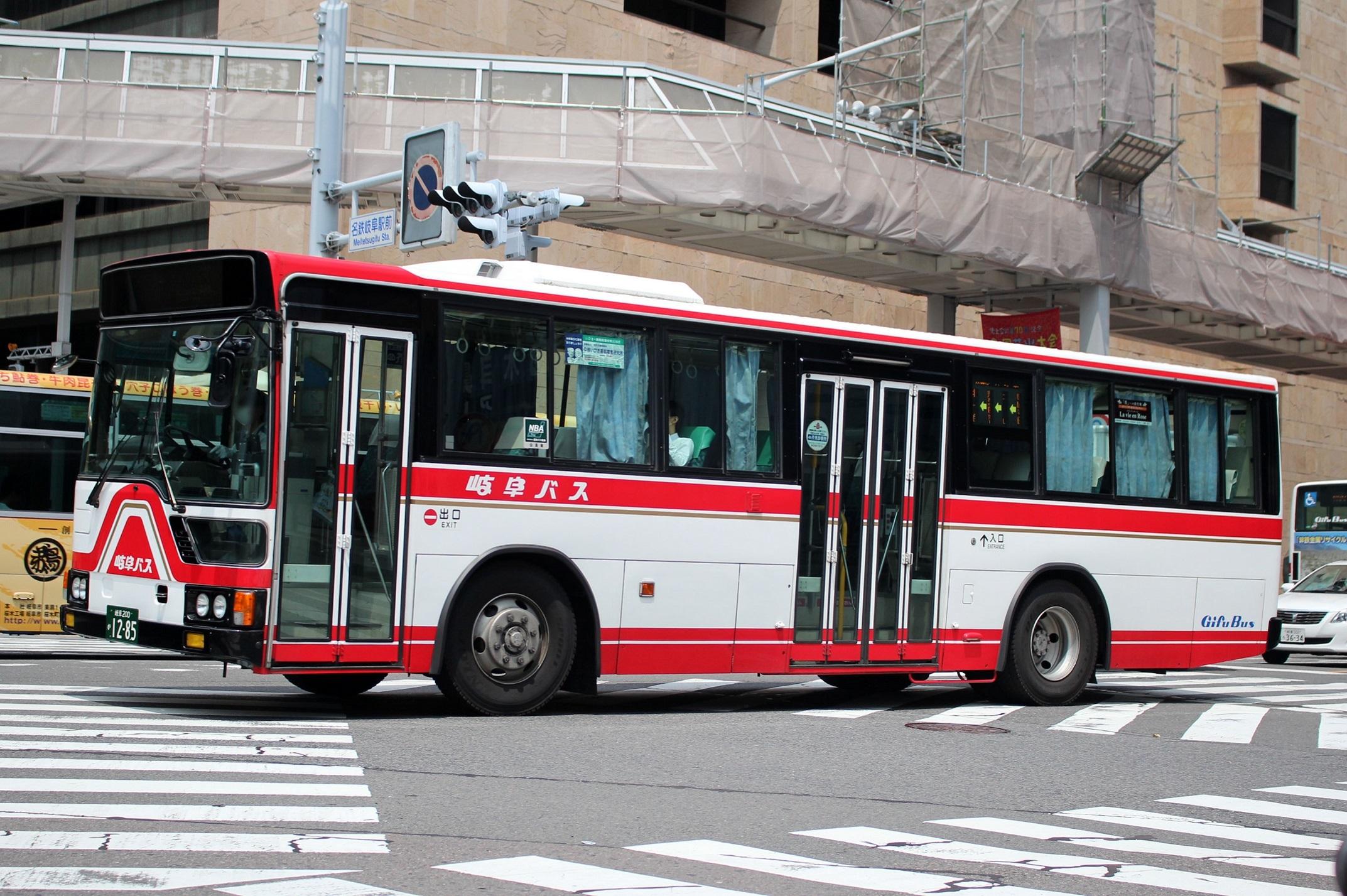 岐阜バス か1285