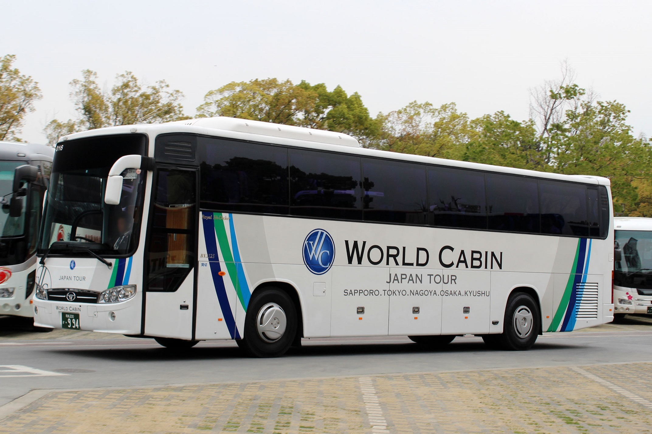 WORLD CABIN か994