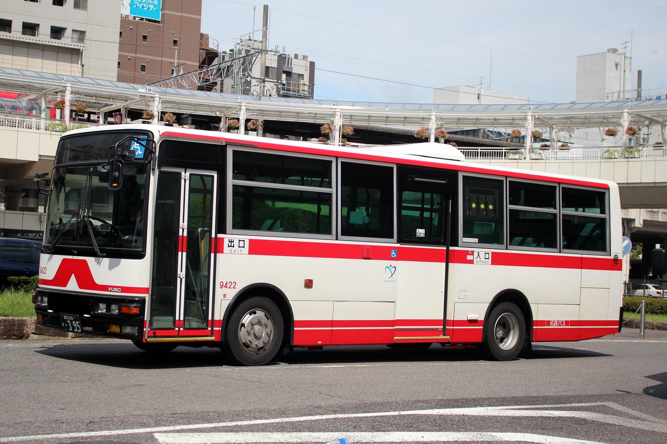 名鉄バス 9422