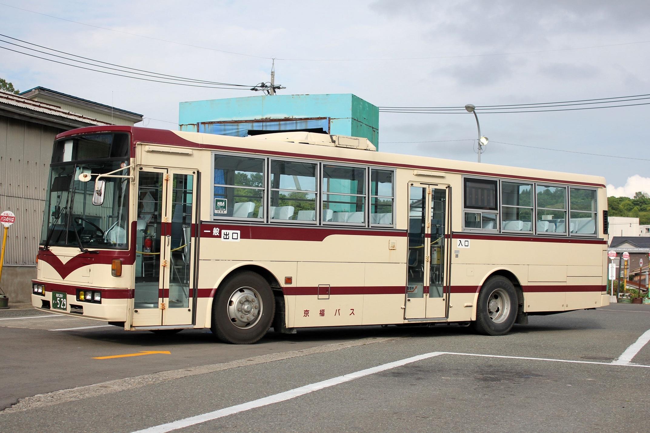 京福バス か529