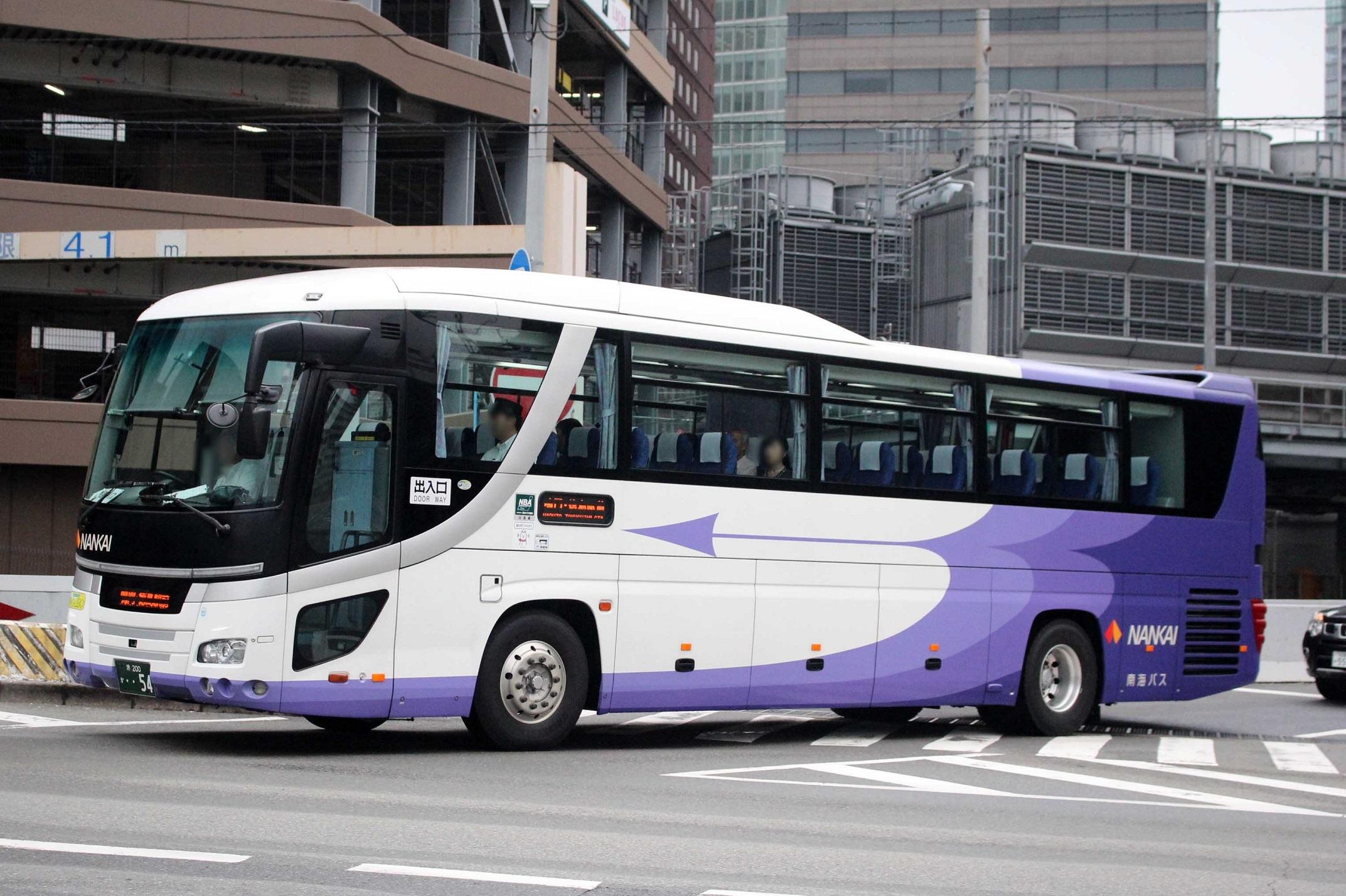 南海バス か54