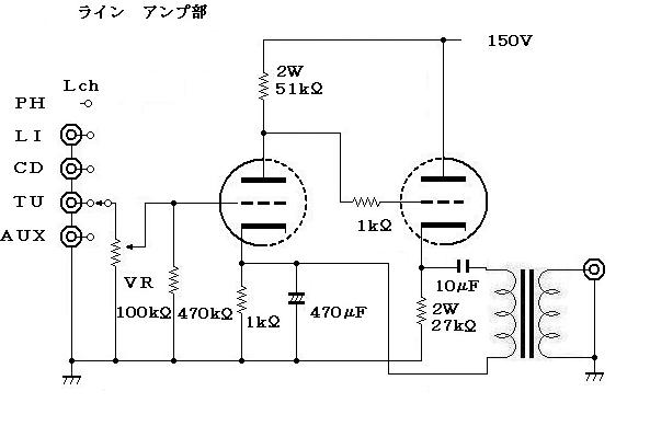 LINE AMP2NFB