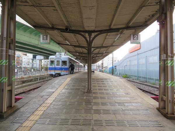 汐見橋駅4