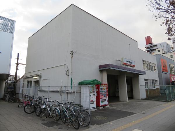 汐見橋駅1