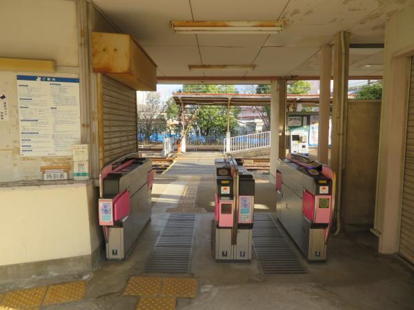 木津川駅2