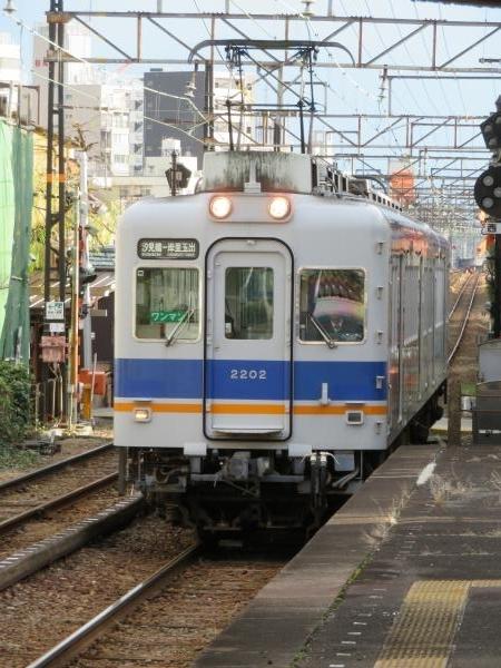 西天下茶屋駅6