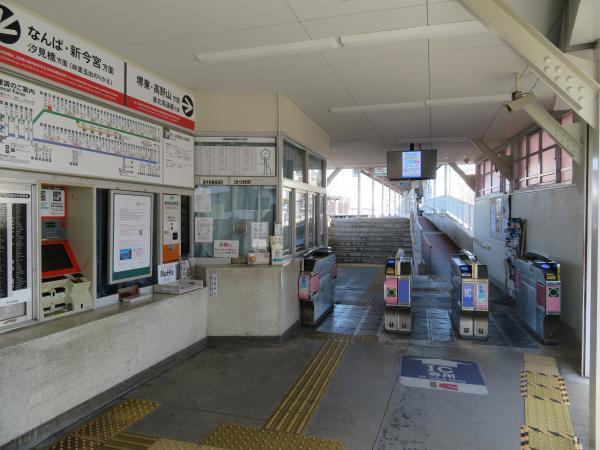 住吉東駅6