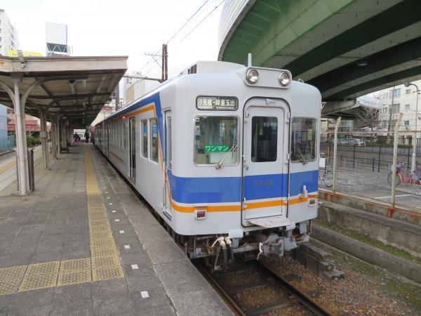 汐見橋駅5
