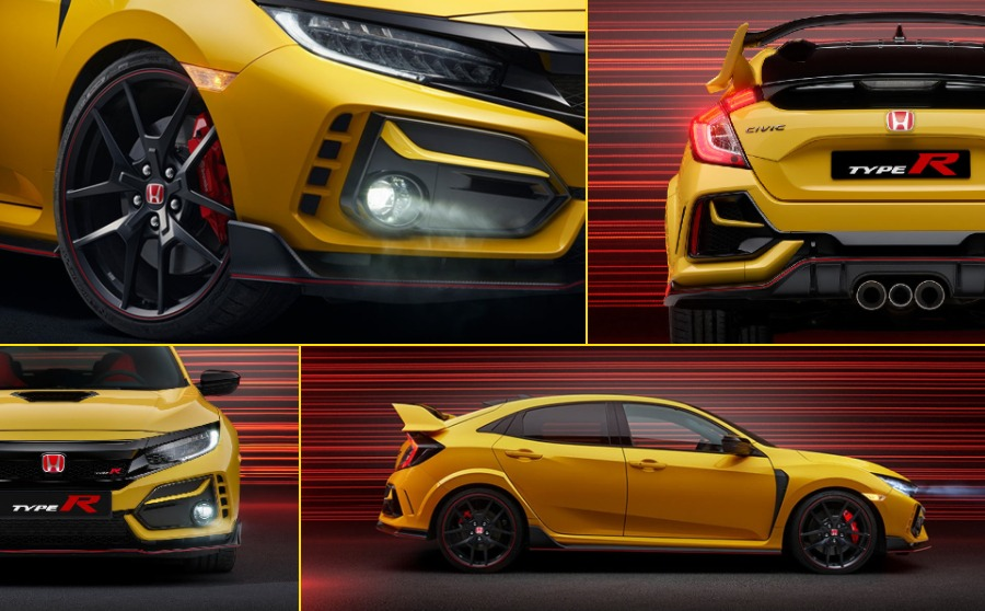 NEW-CIVIC-TYPE-R|シビック-TYPE-R|Honda