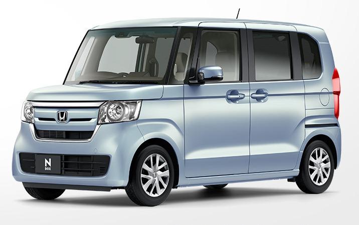 N-BOX Honda
