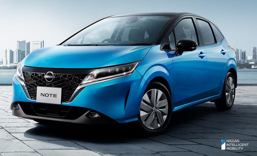 日産:ノート-NOTE-電気自動車-e-POWER-