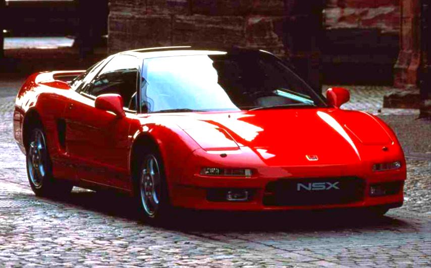 NSX 1990