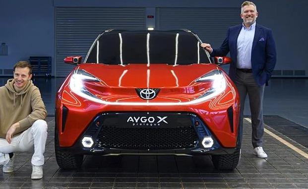 AYGO X ED2