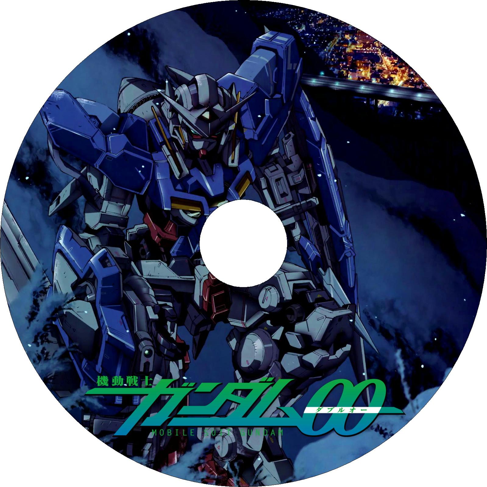 機動戦士ガンダム00 ラベル(汎用)Ⅰ