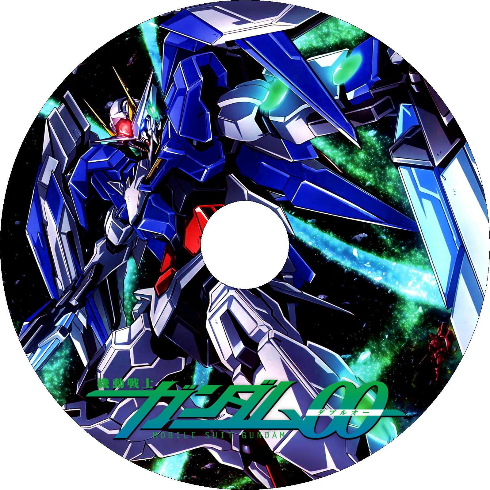 機動戦士ガンダム00 ラベル(汎用)Ⅱ
