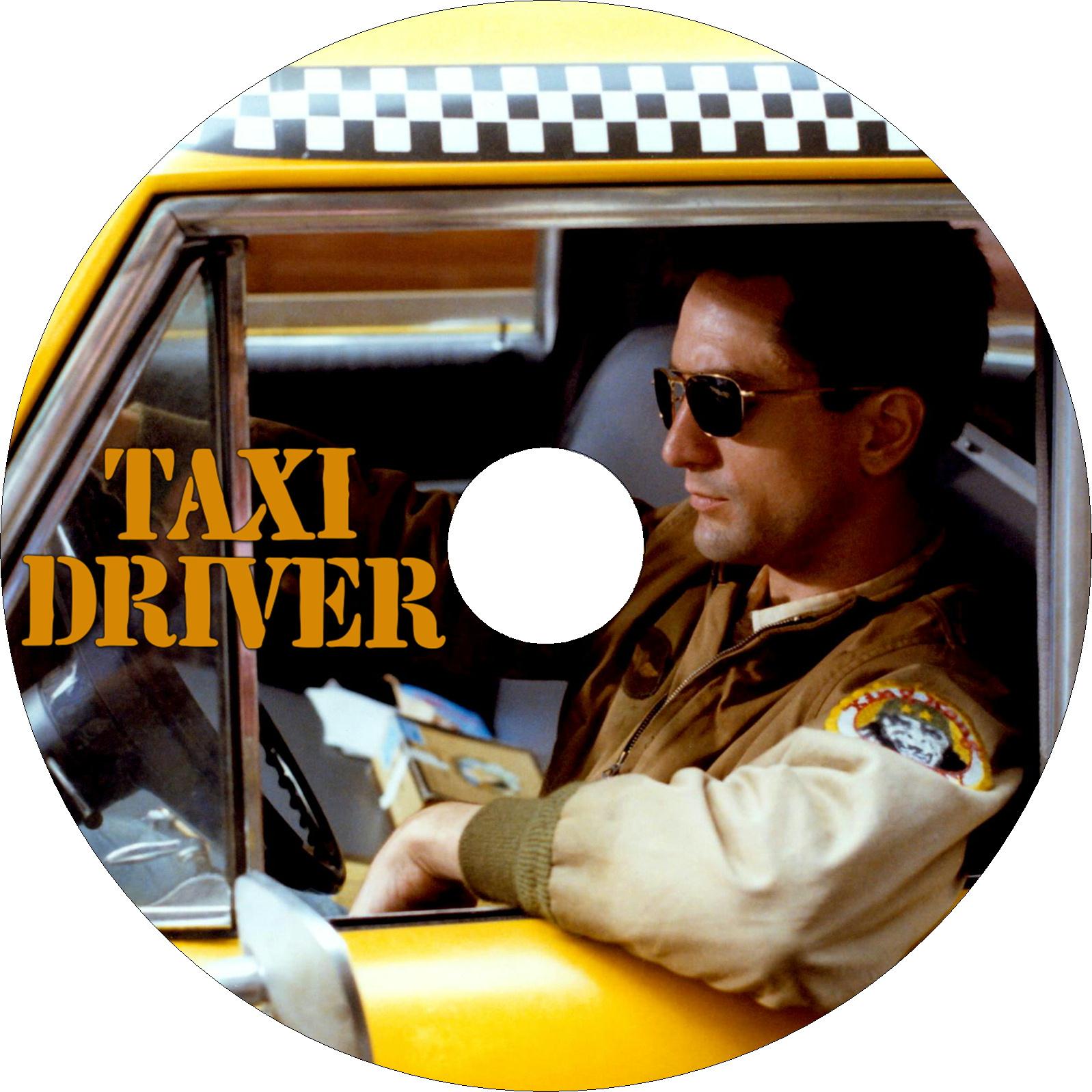 タクシードライバー ラベル2