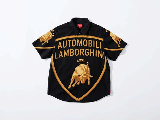 LamborghiniとSupreme (4)