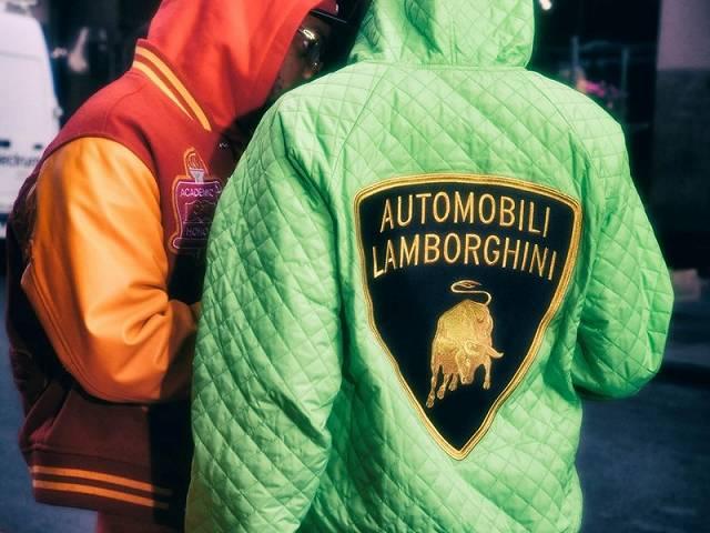 LamborghiniとSupreme (9)