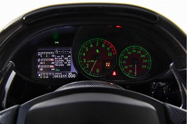 Grigio Titanio Metallic Enzo Ferrari (8)