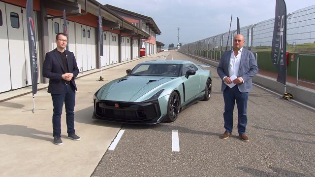 NISSAN GT-R 50 BY ITALDESIGN Production1 (1)