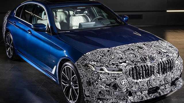 BMW5&6韓国ワールドプレミア (1)