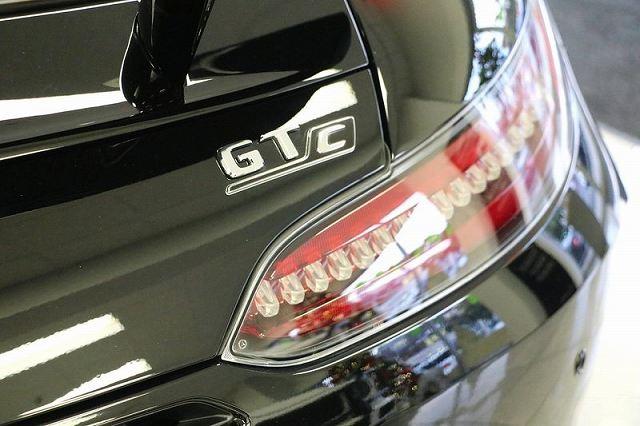 AMG GT C破壊 (2)