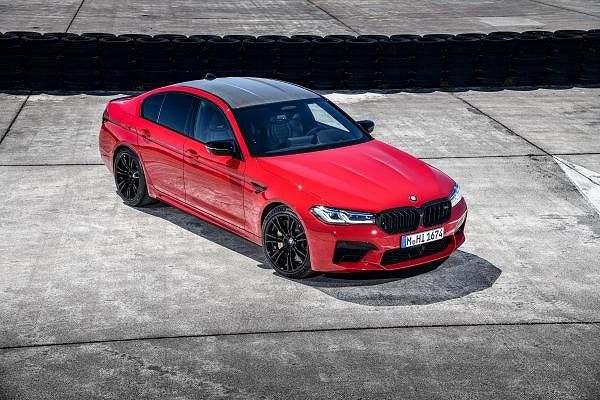 BMW M5コンペティション (2)