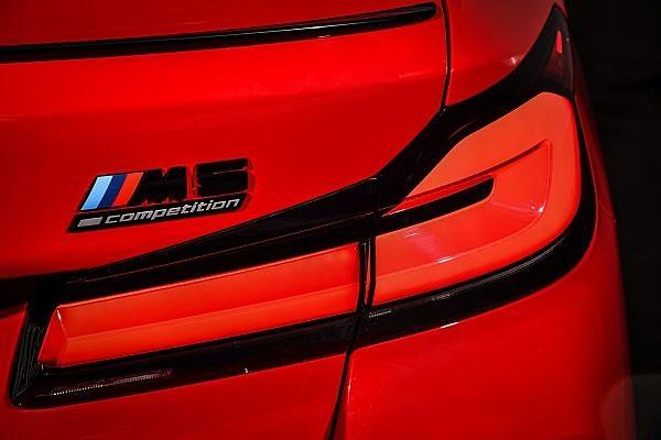BMW M5コンペティション (4)