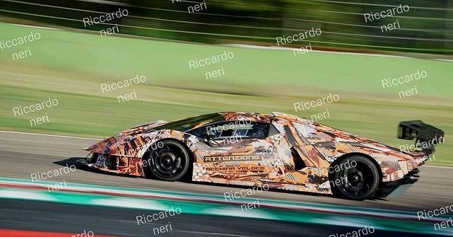 Lamborghini-SVRトラッカー