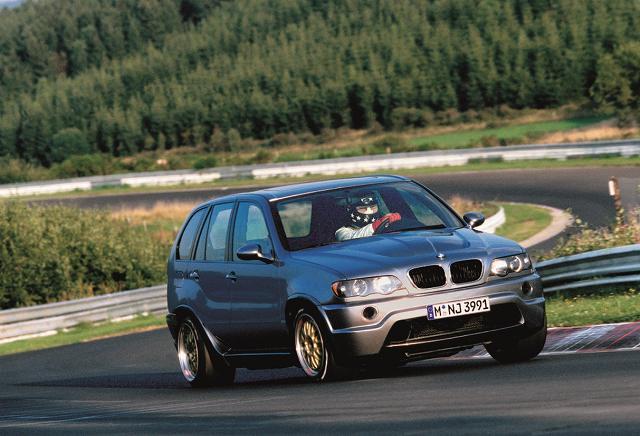 BMW X5 V12 (2)